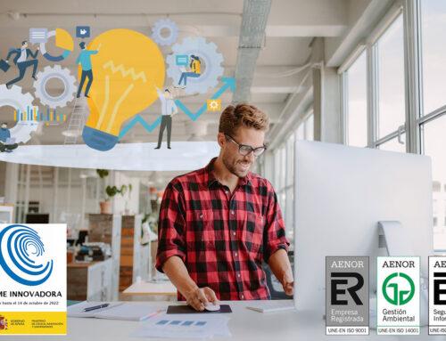 Zertifika recibe el sello de pyme innovadora del Ministerio de Ciencia, Innovación y Universidad